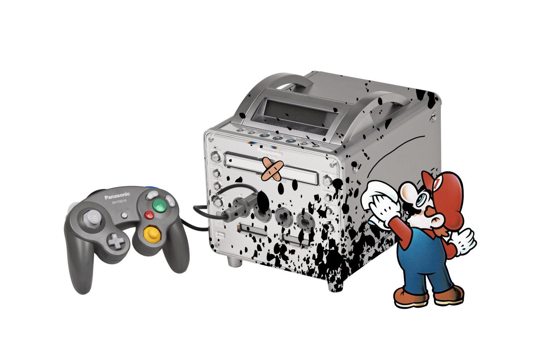 Panasonic Q Gamecube Restoration Project