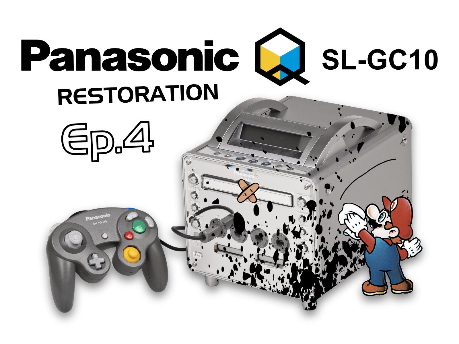 Panasonic Q Restoration Project - Episode IV