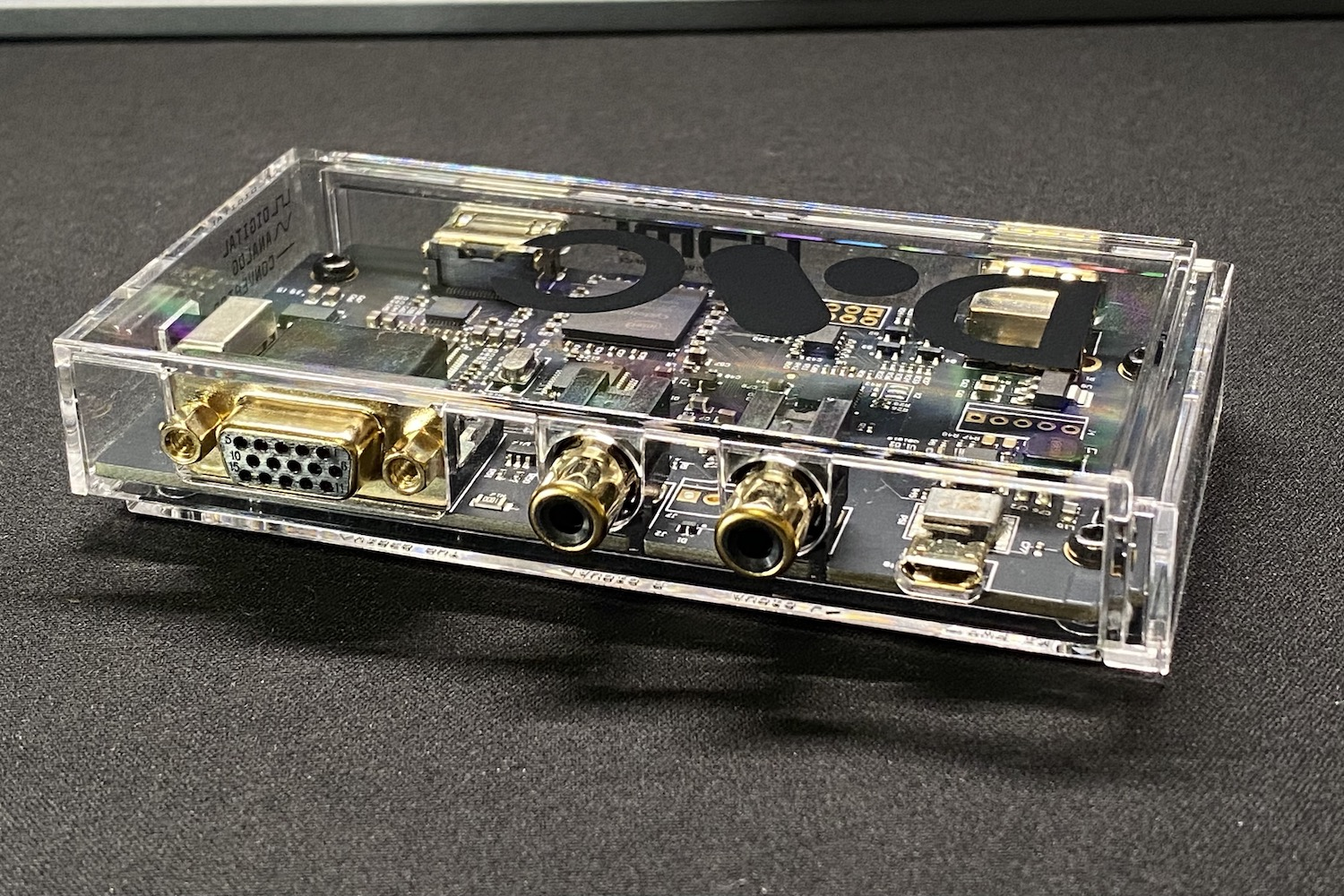 Hands on with the Analogue DAC Converter